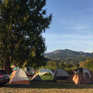 Glamping / Camping – Adeline Farms
